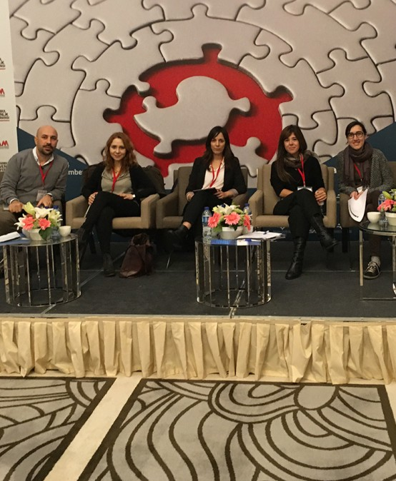 """TASAM İstanbul Güvenlik Konferansı, MiReKoc Paneli """"İnsani Güvenlik, Sınır Güvenliği, Milli Güvenlik Ekseninde Türkiye'ye Yönelen Göç"""""""