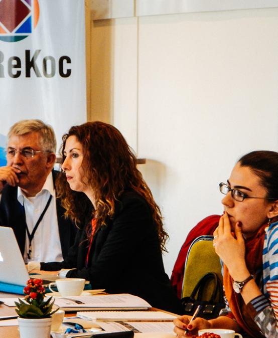 The Boston Consortium for Arab Region Studies & MiReKoc: Bilgi Toplama & Politika Çalıştayı