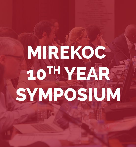 "MiReKoc 10th Year Symposium ""Border, Mobility and Diversity: Old Questions, New Challenges"""