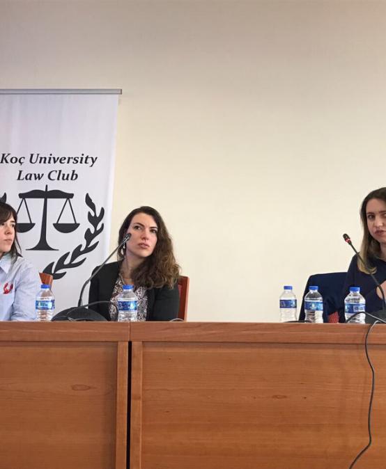 "MiReKoc & Jus Gentium & KU Law School Seminar on ""The Governance of Migration"""